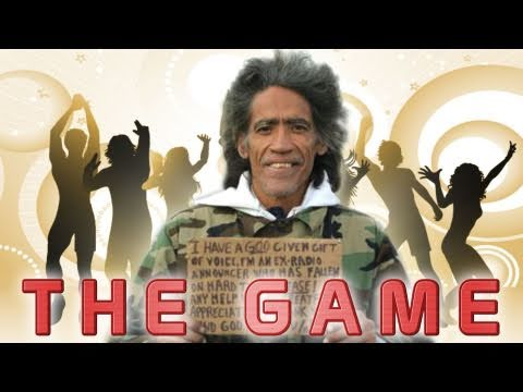 Would You Play A Game Starring The Man With The Golden Voice?
