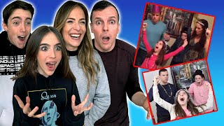 Reacting To Our MOST VIRAL New Years Videos!!