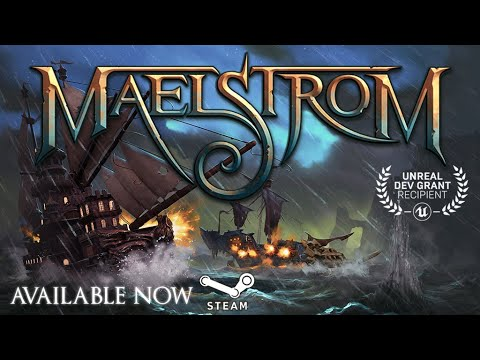 Ahoy, Me Hearties! Maelstrom Sets Sail Into Early Access