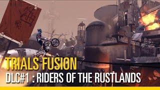 Trials Fusion - DLC#1 : Riders of the Rustlands