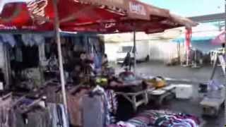 Czechoslovakia - largest flea market in the Czech Republic with great prices.