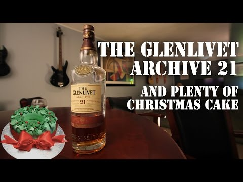 The Glenlivet Archive 21 Year Old Single Malt Scotch Review
