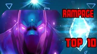 Dota 2 | Rampage top 10 |