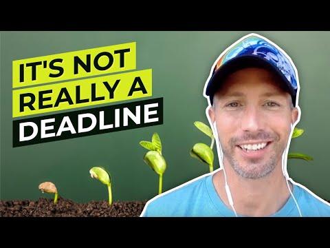 Job Offer Deadline - It's Okay to Push