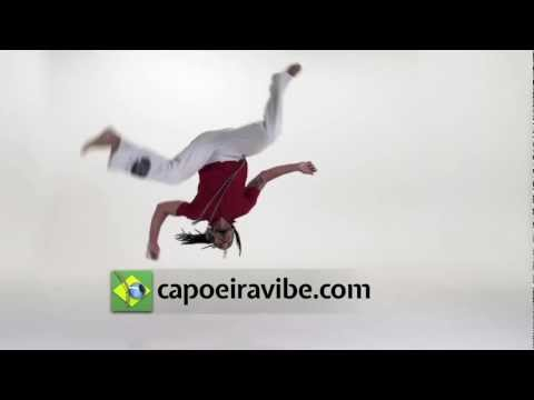 Capoeira Vibe App Trailer -  Featuring Contra Mestre Parente iPhone, iPad, Android Mobile and Tablet