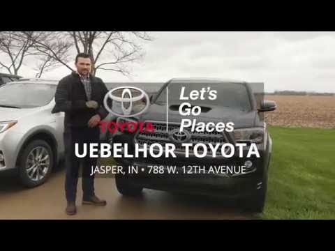 Uebelhor Toyota Jasper >> Toyota Video Gallery In Jasper In Uebelhor Toyota