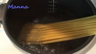 Как приготовить для рыбалки макароны в мультиварке redmond