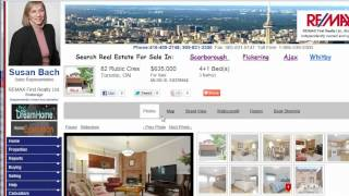 preview picture of video 'Open houses in Scarborough'