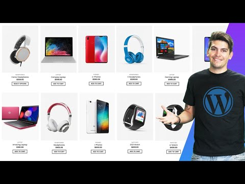 How To Create An eCommerce Website With Wordpress 2021 -ONLINE STORE- (Easy For Beginners)