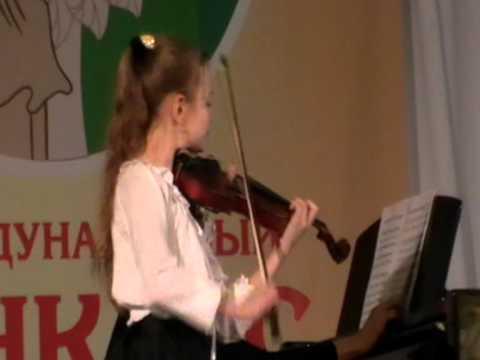 "Полина Махина-Вивальди""Гроза"""