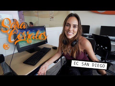 Sara Corrales en EC San Diego - EC Online