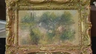 New Renoir Painting Discovered
