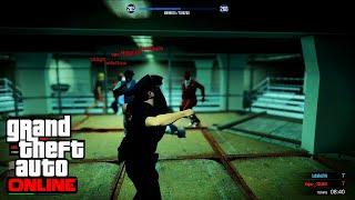 UFC SECRET ARENA GTA 5 ONLINE