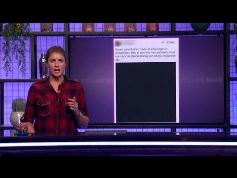 Nederland reageert op stroomstoring in Amsterdam - RTL LATE NIGHT
