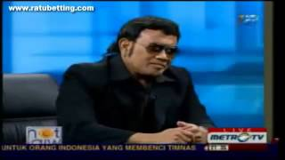 Agen Judi Bola-Rhoma Irama Mendadak Wapres di Mata Najwa