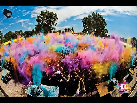 Holi Dance Festival Milano 2015 Official Aftermovie 28/6/2015