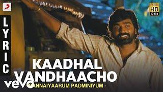 Kaadhal Vandhaacho  Karthik Prashanthini