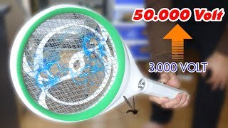 how-to-turn-3-000v-into-50-000v-electric-mosquito-swatter