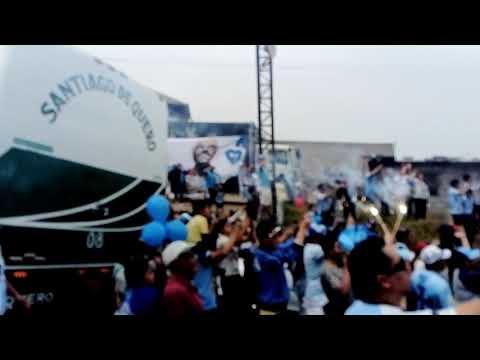 """""""Banderazo Ultras 94"""" Barra: Los Ultras • Club: Macará"""