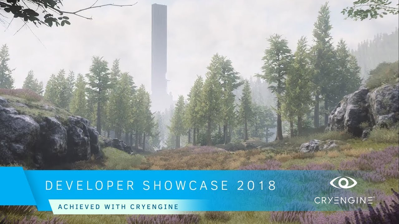 CRYENGINE GDC Showcase 2018 - System Requirements