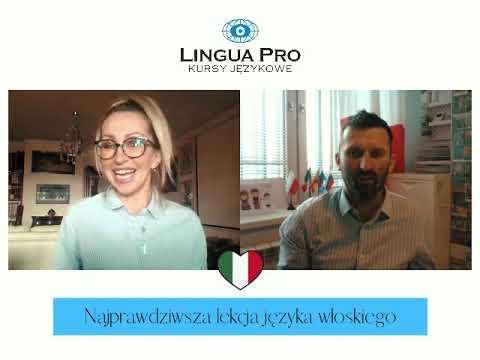 Kadr z filmu na youtube - Najprawdziwsza lekcja języka włoskiego 13_20 online