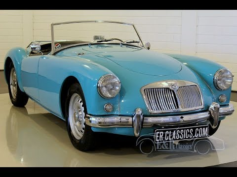 Video of '59 MGA - N6DC