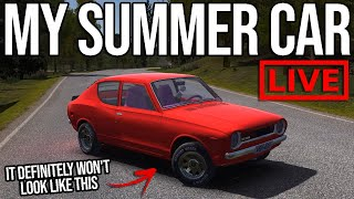 Watch Me Try And Fail To Restore My Summer Car