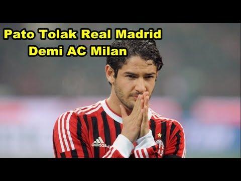 BREAKING NEWS! Pato Tolak Real Madrid Demi AC Milan