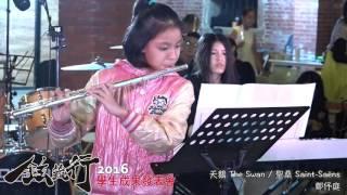 2016 鉉籈行樂器第七屆學生成果發表會 第40組 天鵝The Swan - 鄭伃庭
