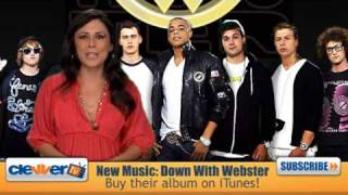 Down With Webster: New Music Spotlight, Time to Win Video!