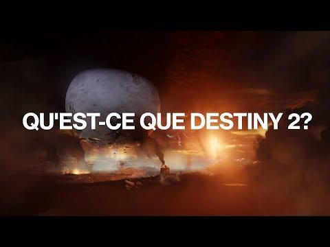 Destiny 2 – Bande-annonce officielle « Qu'est-ce que Destiny 2 ? » [FR]