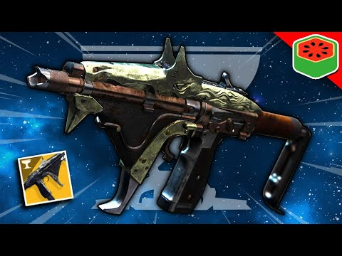 TARRABAH - Exotic Submachine Gun | Destiny 2 (Fastest TTK Ever?)