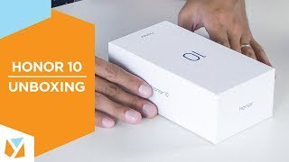 Huawei Honor 10 Unboxing & Hands-on: AI Powered Camera