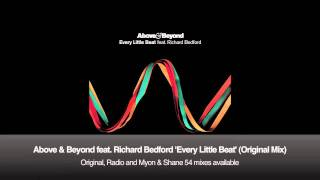 Above & Beyond feat. Richard Bedford - Every Little Beat (Original Mix)