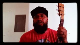"Charlie Wilson""touched by an angel""ukulele cover"