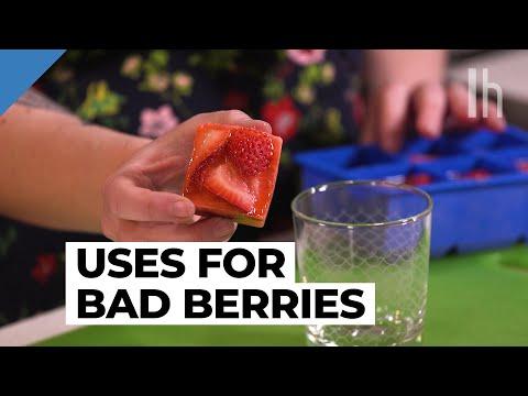 Three Ways To Turn Mushy, Shrivelled Strawberries Into Something Delicious
