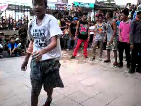 Mizo Street Dance @MC