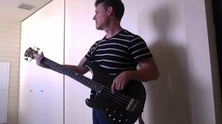 Duran Duran - Last Chance On the Stairway - bass cover - Kristian from El Ten Eleven