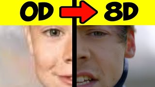 Harry Styles   Sign Of The Times (8D AUDIO)