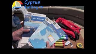 (Ελληνικά) Ιστιοπλοΐα – Έλεγχος σκάφους πριν, κατά τη διάρκεια αλλά και μετά από κάθε απόπλου