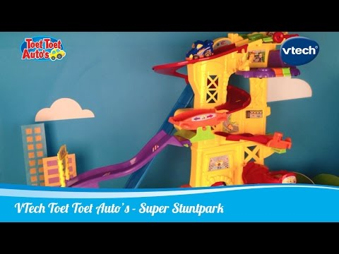 Toet Toet Auto's - Super Stuntpark