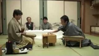 竜王戦奇跡の逆転劇渡辺明X羽生善治2008