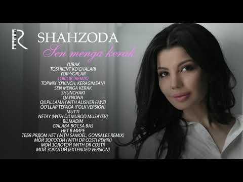 Shahzoda - Sen menga kerak nomli albom dasturi 2014 #UydaQoling