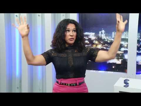 Sandra Santos convida Everton Leoni para dançar - Gente de Opinião