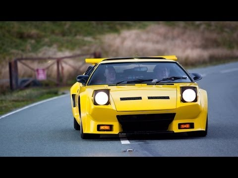 De Tomaso Pantera GT5 – Sounds, Ride & Flyby Video