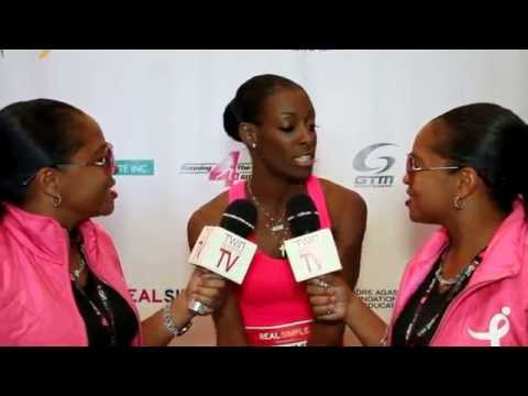 TwinSportsTV: Interview with Olympic Gold Medalist DeeDee Trotter
