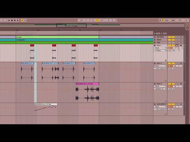 15 - Ableton Live Desde 0-  Envios Hacia Efectos