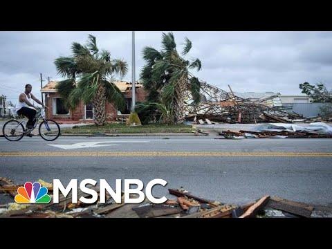 Hurricane Michael Decimates Parts Of Florida Panhandle, Southern U.S.   Velshi & Ruhle   MSNBC