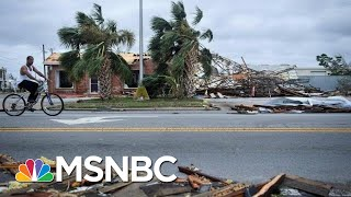 Hurricane Michael Decimates Parts Of Florida Panhandle, Southern U.S. | Velshi & Ruhle | MSNBC