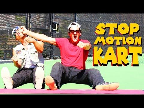 Classically Made, Mario Kart Stop Motion